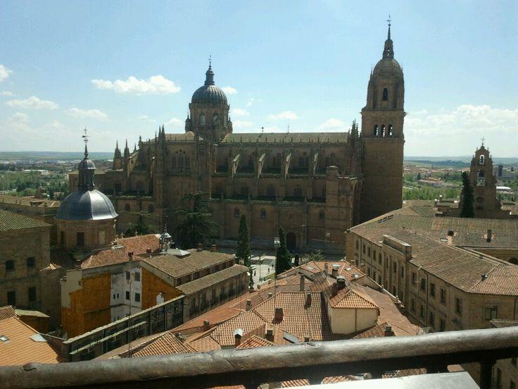 Salamanca for a few days