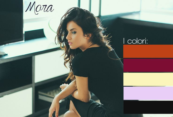 Quali colori abbinare per una ragazza mora? Te lo dice Santino Punto Moda!