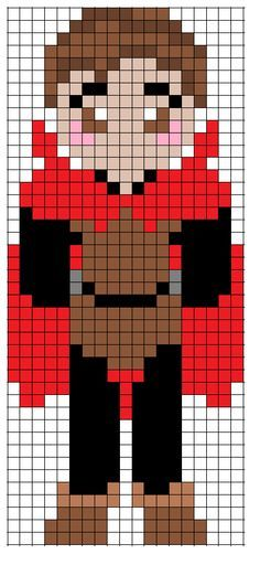prince charming perler - Google Search