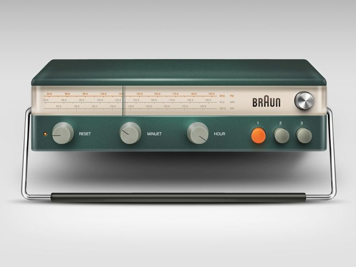 braun  : Loving the Look , I wish i could have one!