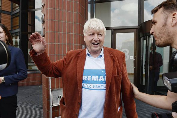 Boris Johnson's Remainer dad admits Brexit is a 'juggernaut' gathering momentum - https://newsexplored.co.uk/boris-johnsons-remainer-dad-admits-brexit-is-a-juggernaut-gathering-momentum/