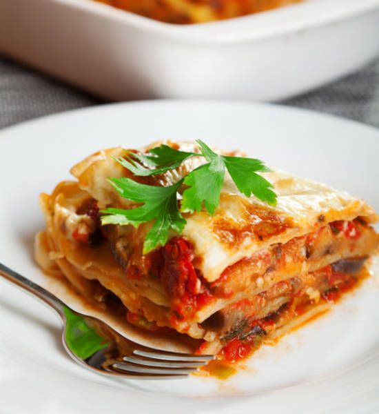 Lasagne with olives and rocket  - Better Homes and Gardens - Yahoo!7