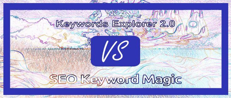 Ahrefs Keywords Explorer vs SEMrush SEO Keyword Magic http://blgs.co/4n1lnI