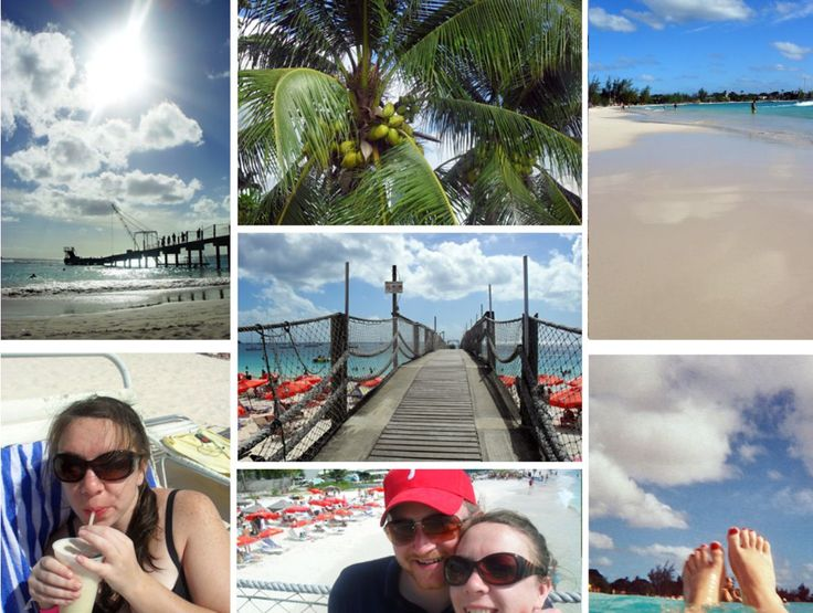Scenes from a fun day at The Boatyard beach club in Barbados!