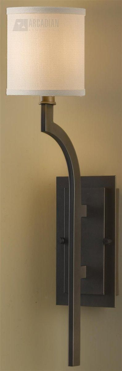 Minor Details HOME: Murray Feiss WB1470ORB Stelle Transitional Wall Sconce MRF-WB-1470-ORB - window walls $94