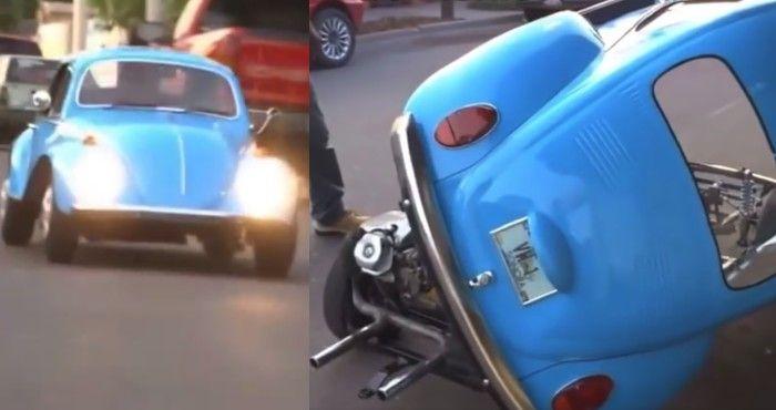 La automotriz alemana Volkswagen presume al Think small el mini Vocho 100% mexicano (VIDEO) - SinEmbargo
