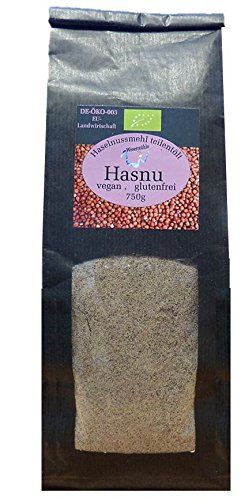 Low Carb Haselnuss-Mehl, 750 g