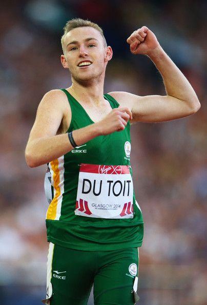 Charl du Toit New World Record 100m T37 category Rio Paralympics