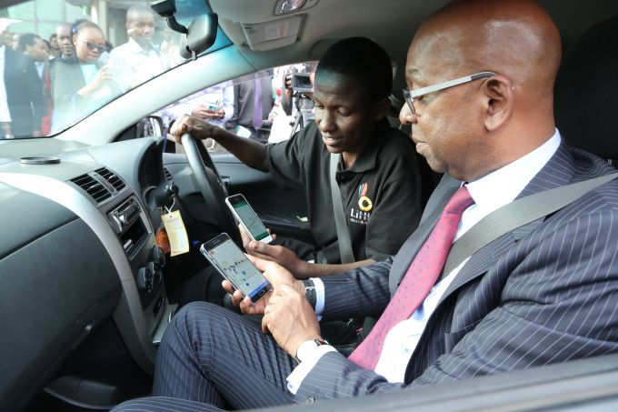 In Kenya Safaricoms Little Cab app goes head to head with Uber