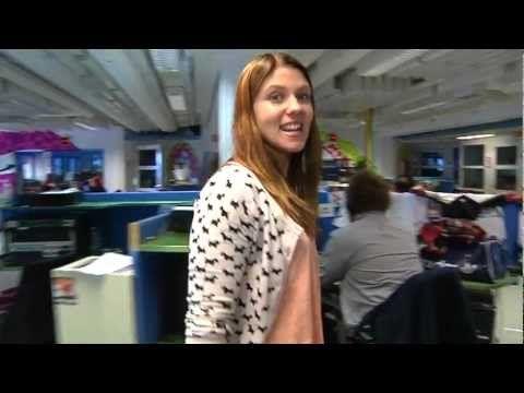 Ylen hauska kesätyörekryvideo
