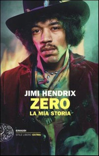 Jimi Hendrix's biography wrote by Jimi and edited by  A. Douglas, P. Neal
