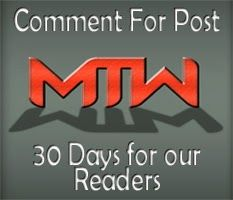 Comment for Post! 30 Days for our Readers... We will write posts of our readers' choice for next 30 days  http://www.mytechnoways.com/2014/02/comment-for-post-30-days-for-our-readers.html