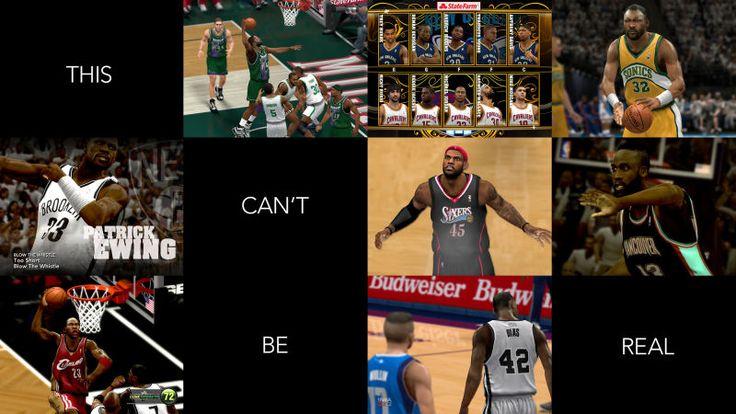 My Crazy Russian-Modded Alternate Reality NBA