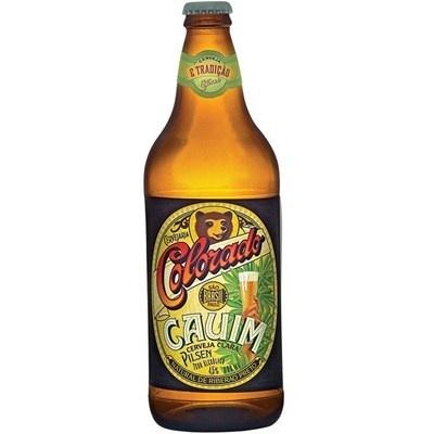 Cerveja Colorado Caium 600ml-R$9.80