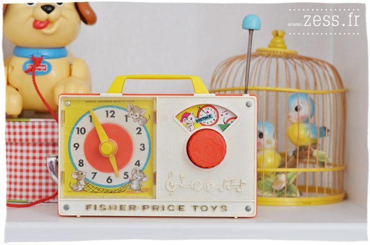 jouets vintage