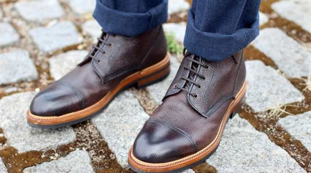 Winter Shoes For Men - Stylish Boots and Brogues - Men Style Fashion.