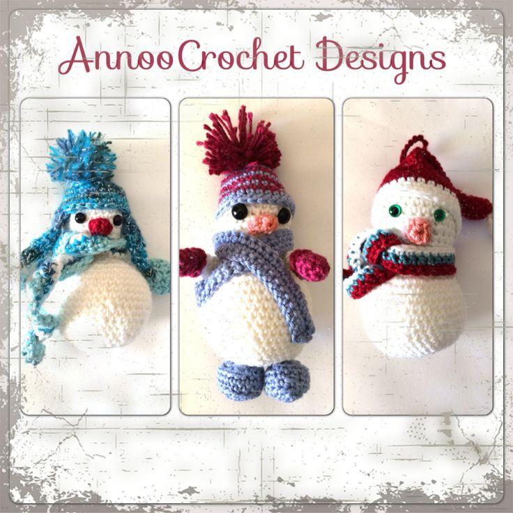 Mejores 1168 imágenes de Holiday Crochet en Pinterest | Adornos de ...