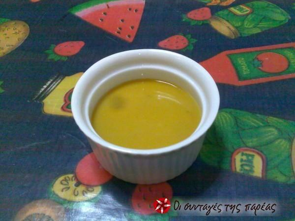 Σως μέλι - μουστάρδα #sintagespareas