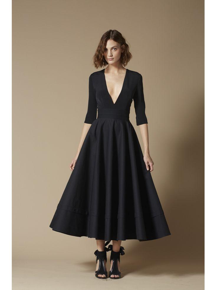 Black n blue dress mystery 13