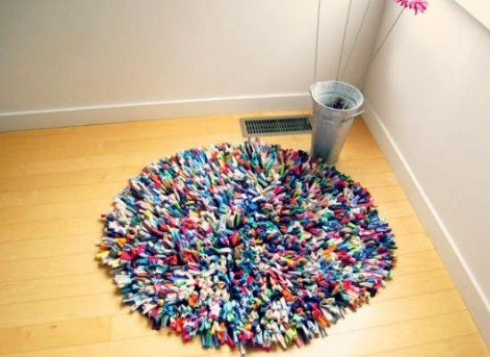 100 Best Rag Rugs Images On Pinterest