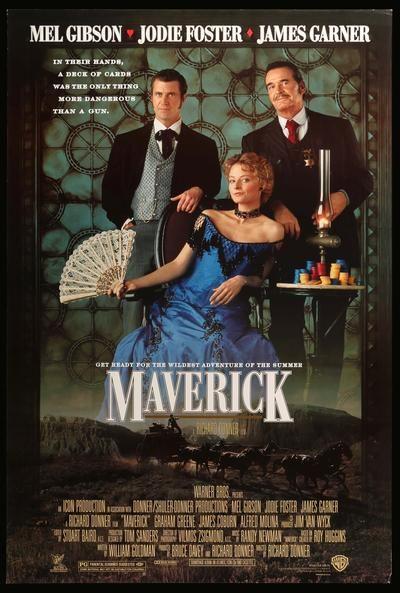 Maverick (1994) in 2019 | 스포츠 | Movie posters, Imdb