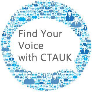 CTAUK find your voice