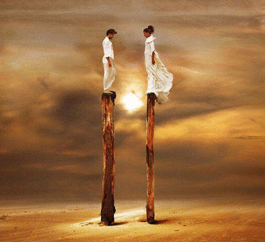 Мужчина привязан к одной женщине, а женщина привязана к одному мужчине, это благоприятно как для их психики, так и для успеха и благополучия в их жизни. Когда у мужчины и женщины образуется связь, их тонкие тела переплетаются, образуя Одно