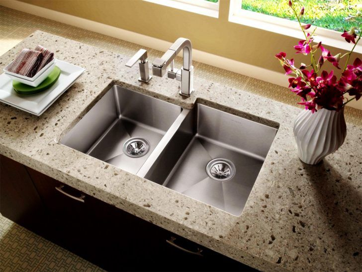 25 best ideas about faucet parts on pinterest simple - White kitchen sinks vs stainless steel ...