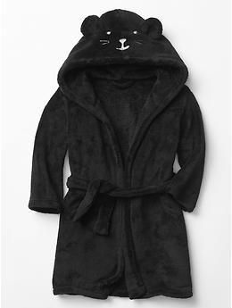 Cat fleece sleep robe   Gap