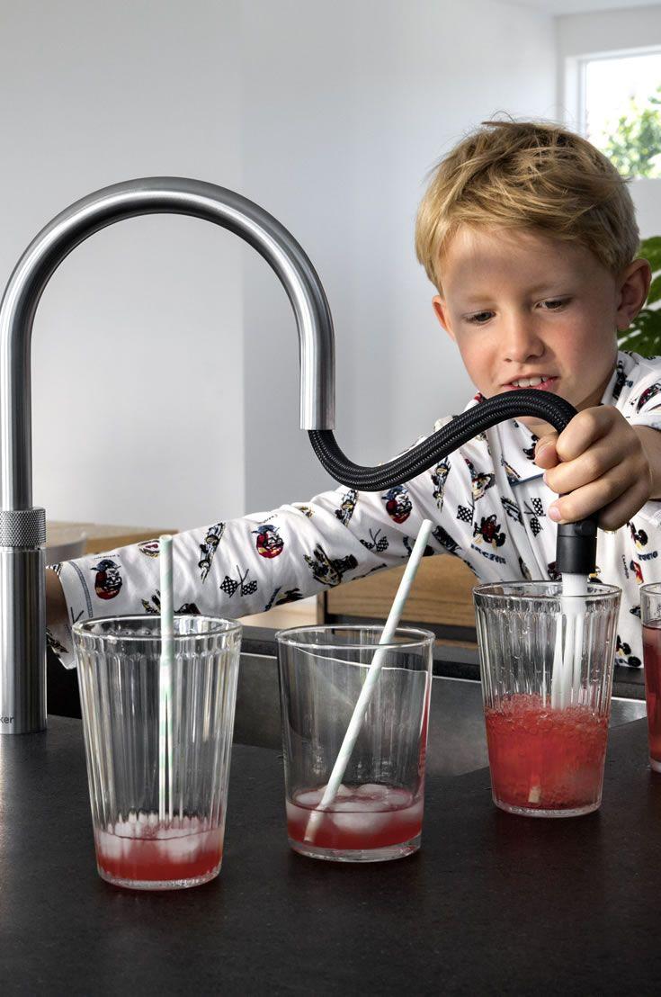 QUOOKER FLEX  Ontdek de mogelijkheden van de Quooker Flex!  #Quooker #Flex #Quookerflex #keuken #keukens #kitchen #keukenkraan #keukenkranen #kranen #kraan #keukenapparatuur #kokendwaterkraan #kokend #water #maassluis #rotterdam #keukenstudiomaassluis #keukenstudio