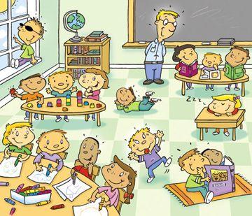 El aula: ¿qué se observa? ¿puede incluirse la tecnología acá?