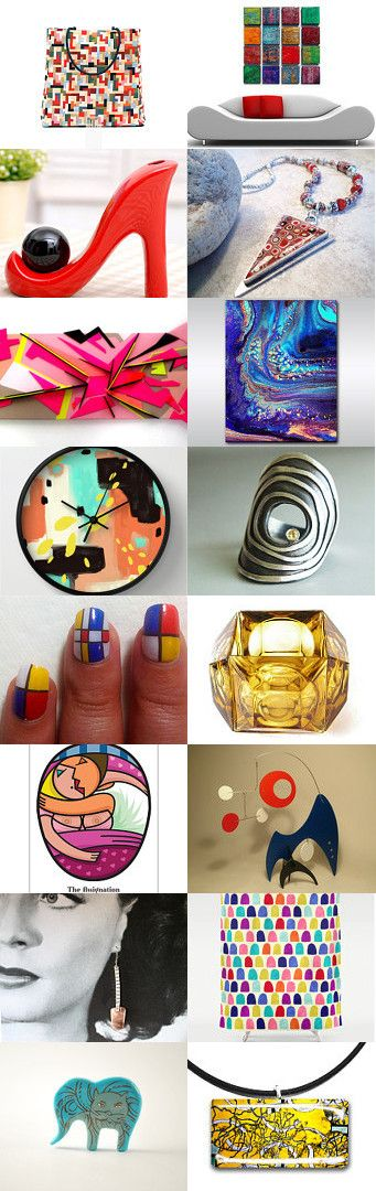 Modern Art by Maggie Davis on Etsy--Pinned with TreasuryPin.com