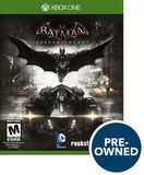 Batman: Arkham Knight - PRE-Owned - Xbox One, Multi, PREOWNED