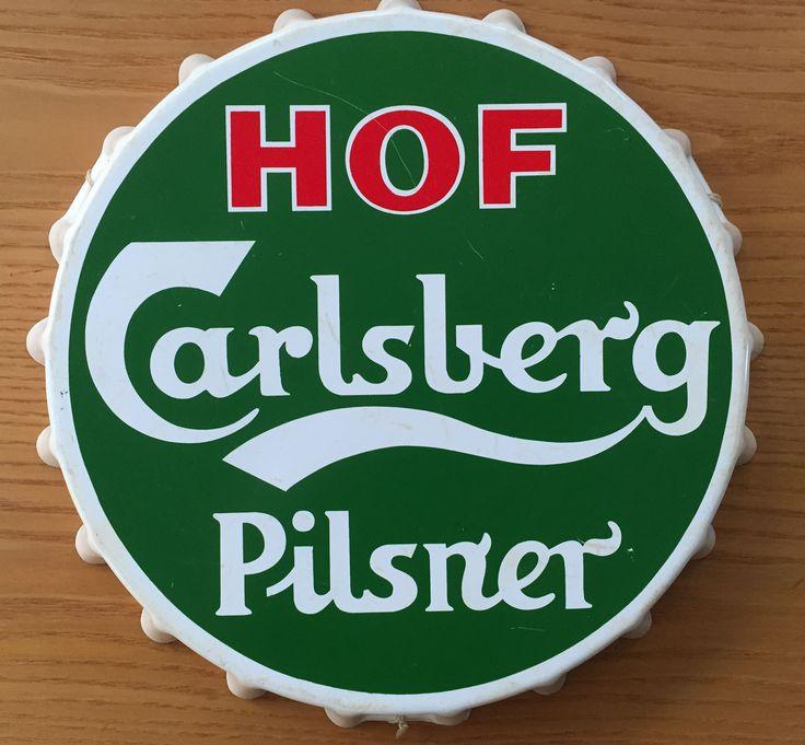 Carlsberg reklameskilt
