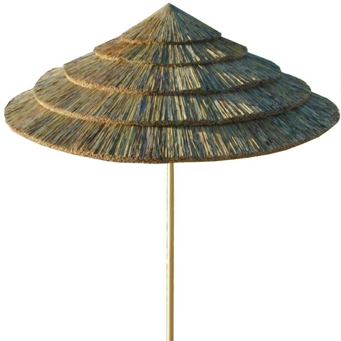 Tiki Umbrellas Product African Cape Reed Thatch Umbrella Kit