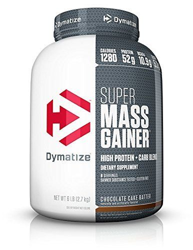 Dymatize-Nutrition-Super-Mass-Gainer-Supplement #protein#fitness#supplements