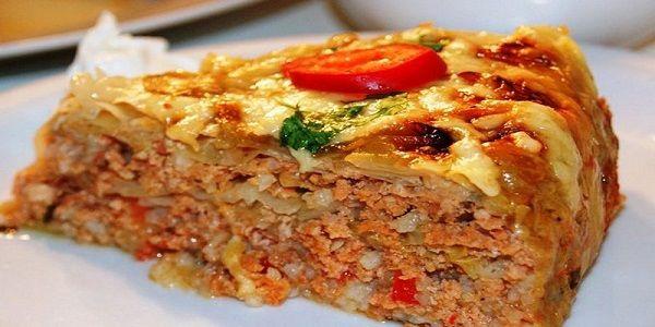 Больше не вожусь с голубцами. Сытный капустный пирог гораздо проще и вкуснее. Этот рецепт настоящая находка. Сохраните его!