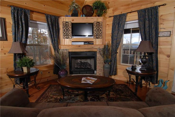 1000 images about cabins with a pool on pinterest - Log cabins with indoor swimming pools ...