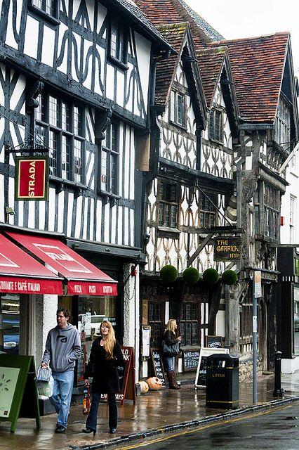 Stratford-upon-Avon, Warwickshire, England