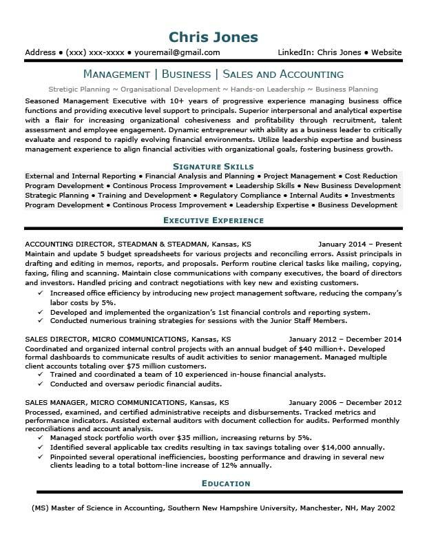 Internal Resume Template Examples Of Resumes  Internal Resume