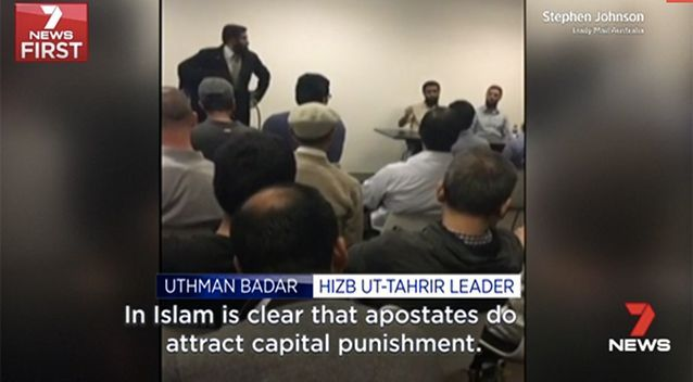 Hizb ut-Tahrir: Islamic group in Australia calls for ex-Muslims to be executed - Yahoo7