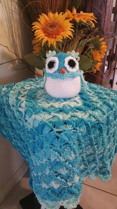 My Bavirian Owl Snuggly