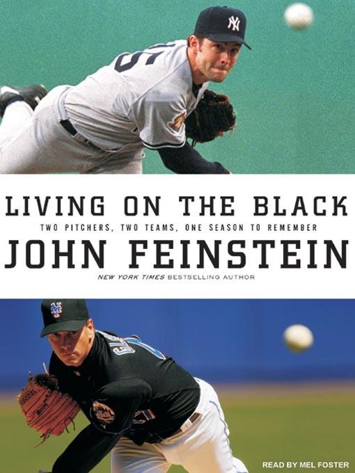 """""""Living on the Black"""" by John Feinstein."""