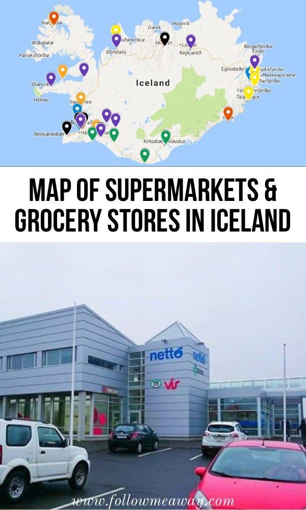 5 Things To Know About Grocery Stores In Iceland