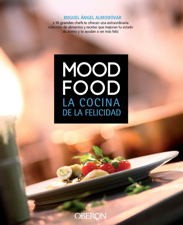 Mood Food :). He realizado el diseño de cubierta y maqueta