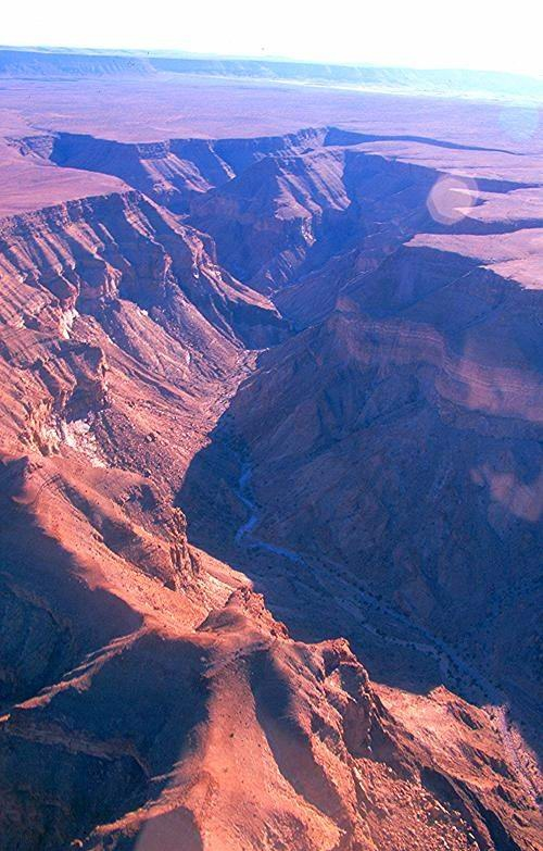 Fish River Canyon, Namibië - http://www.naturescanner.nl/afrika/namibie/fish-river-canyon
