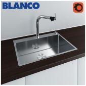 Series sinks Blanco Andano the recommended mixer Blanco Vonda