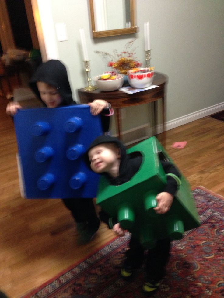 how to make a lego head for halloween