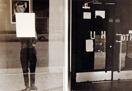 Self Portrait, Colorado, 1967