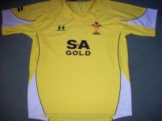 2008 2009 Wales Rugby Union Away Alternate Shirt Adults XL